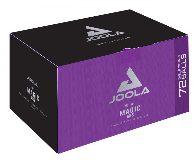 Mingi Joola Magic 72 buc,alb