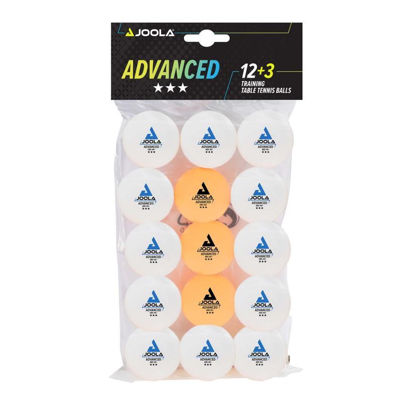 Set mingi Joola Advanced ***, 12+3, Alb