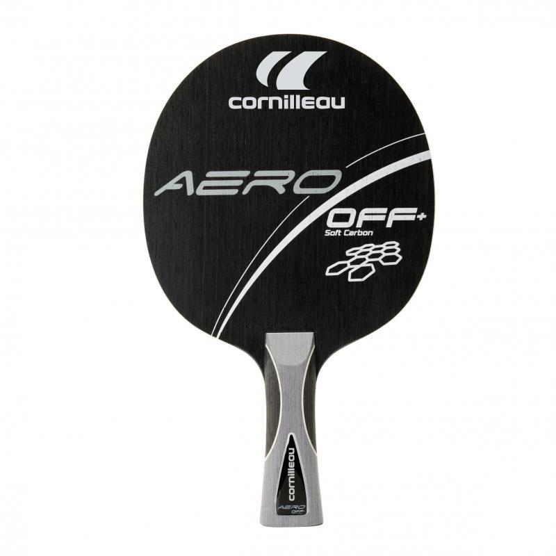 Lemn Cornilleau Aero Off+ Carbon Soft
