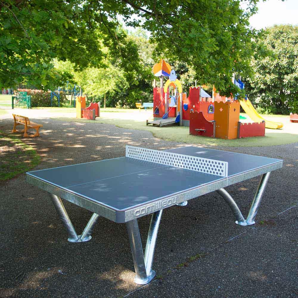 Masa tenis Cornilleau Park gri
