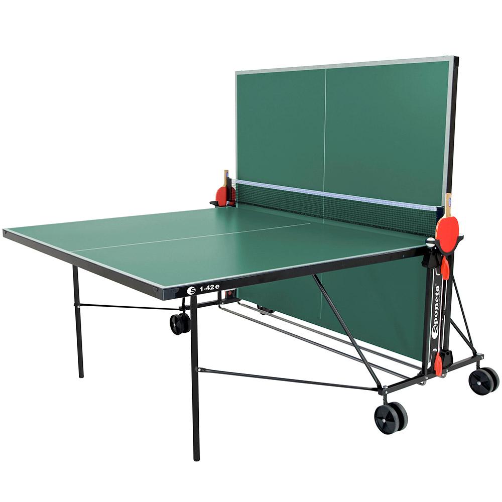 Masa tenis Sponeta S1-42e, verde