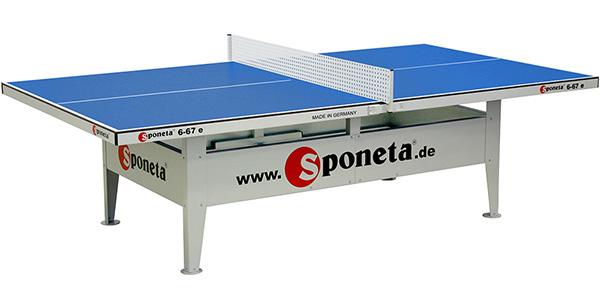 Masa Tenis Sponeta S6-67e